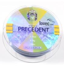 Silon precedent feeder - ocelové barvy 150m