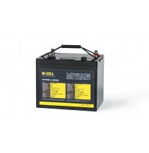 Lithiová baterie M-CELL 12V 100Ah