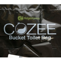 RidgeMonkey CoZee Toilet Bags x5( náhradní sáčky WC)