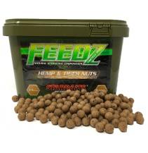 FEEDZ Boilies HEMP & TIGER 14mm 4kg