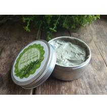 Zelený jíl a šalvěj čistící peeling 50ml