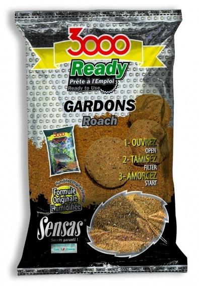 Krmení 3000 Ready Gardons