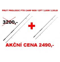 PRUT PROLOGIC FTR CARP ROD 12FT 3,60M 3,50LB  1+1