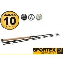 Rybářský prut Sportex - RAPID Match - třídílný