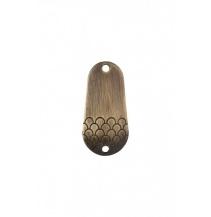 Třpytka - TRYTHON vel. 2 / 7 g / 4 cm - OLD BRASS