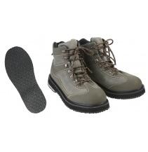Brodící boty s gumovou podrážkou - vel. 43