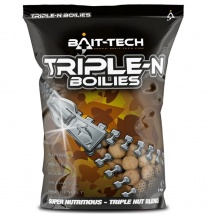 Bait-Tech Boilies Triple-N Shelf Life 15mm, 1kg