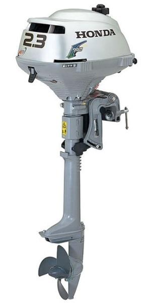 spalovací motor HONDA BF 2,3 Schu - krátká noha