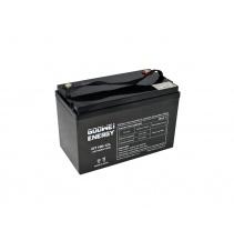 Trakční (GEL) baterie Goowei OTL100-12, 100Ah, 12V