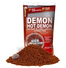 Pelety STARBAITS Hot Demon 6mm 700g