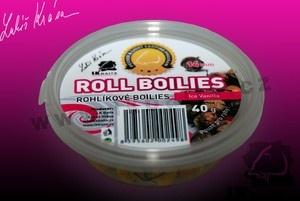 Rohlíkové boilies Ice Vanilla 14mm