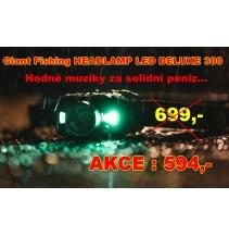 Giants fishing Čelovka Headlamp LED Deluxe 300