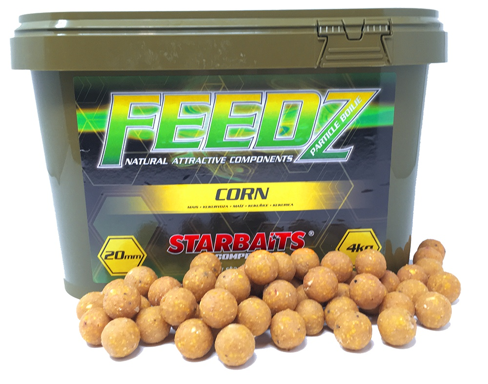 FEEDZ Boilies CORN 20mm 4kg