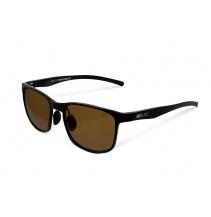 Fotochromatické brýle Delphin SG BLACK hnědá skla