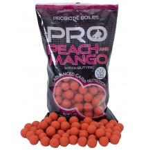 Boilies STARBAITS Probiotic Peach & Mango 2,5kg