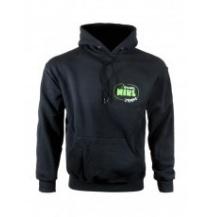 Mikina s kapucí - logo NIKL Team