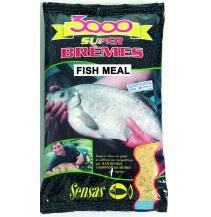 Krmení 3000 Super Bremes Fish Meal (cejn rybí moučka) 1kg