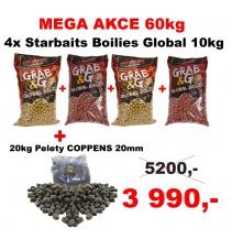 MEGA AKCE 60KG Global + Coppens