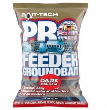 Bait-Tech Feederová krmítková směs Pro Feeder Dark 1kg