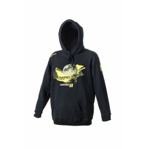 Mikina s kapucí MCW Hardcore - L