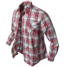 dlouhá košile Banga (red checkered)
