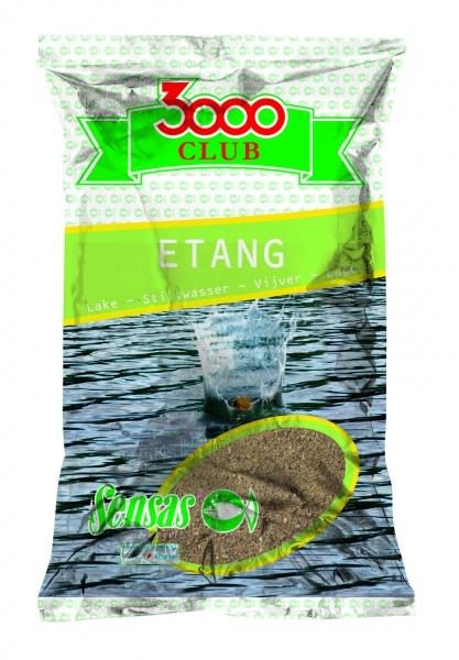 Krmení 3000 Club Etang (jezero) 1kg