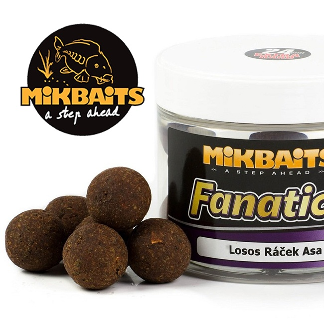 Mikbaits Fanatica extra hard boilie 300ml