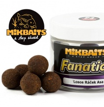 Mikbaits Fanatica extra hard boilie 300ml