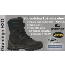 H2O obuv Graninge G 7042