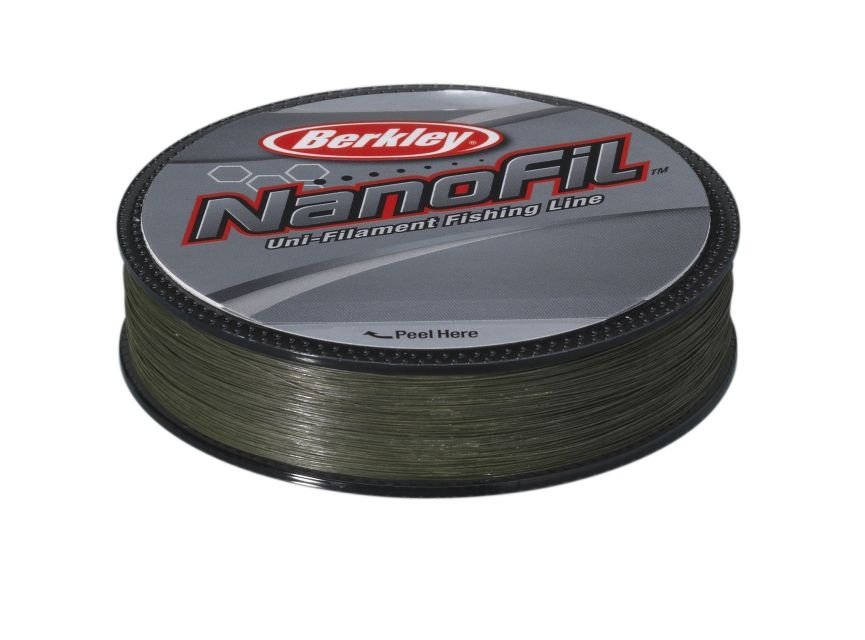 Nanofil Berkley 125m Zelený