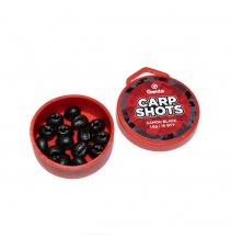 Garda Carp Shots - Carp Shots camou black 1,6g 15ks