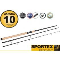 Sportex prut - Exclusive Trout - třídílný