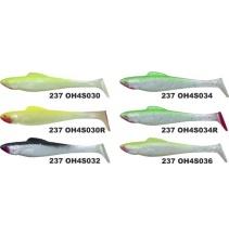 Gumová nástraha - RELAX OHIO 4 - 10cm/10ks v balení