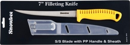 Filetovací nůž 7 Filleting Knife - Plastic Sheath