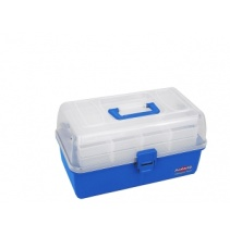 BOX - Kufřík ABM 305A BLUE (modrý) (36 x 20 x 20 cm)