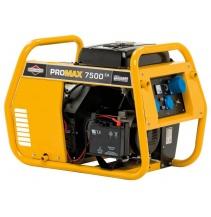 Elektrocentála motorová B&S - Pro Max 7 500 EA