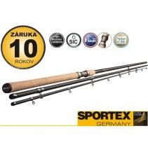 Rybářský prut Sportex - EXCLUSIVE FLOAT Lite třídílný