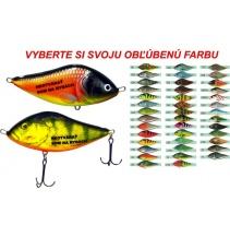 Rybářská magnetka wobler s nápisem - Jsem na rybách