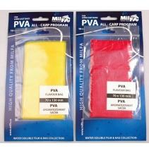 PVA ochucený - obarvený - 60x130 mm, 10ks, žlutý