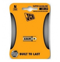 Alkalická baterie JCB LR1, blistr 1 ks