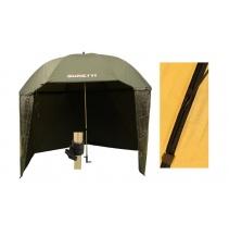Deštník PVC 2,5m s bočnicí