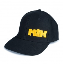 Mikbaits oblečení - Čepice MiK Trucker černá