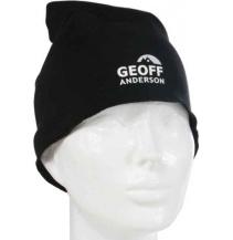 Geoff Anderson Čepice HOOD - merino fleece
