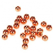 Hlavičky měděné - Beads Copper 2,8 mm/100 ks