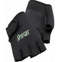 Neoprenové rukavice Sensas bez prstů