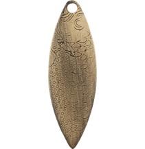 Třpytka - WILLOW vel. 3 / 11 g - OLD GOLD