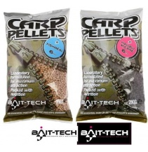 Bait-Tech Pelety Fishmeal Carp Feed Pellets 6mm, 2kg