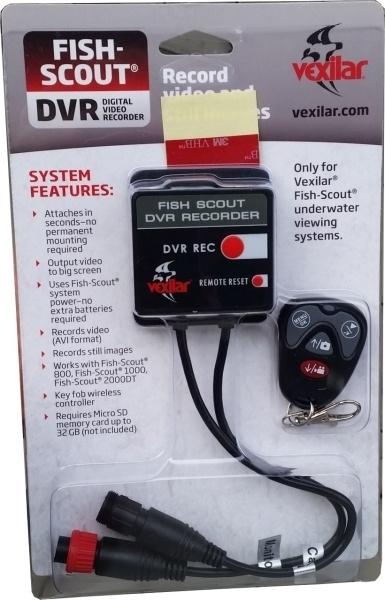 Digital Video rekordér w/Remote DVR-100