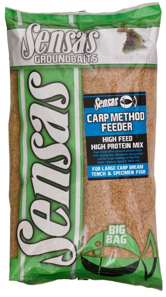 Krmení CARP METHOD FEEDER (kapr-feeder) 2kg