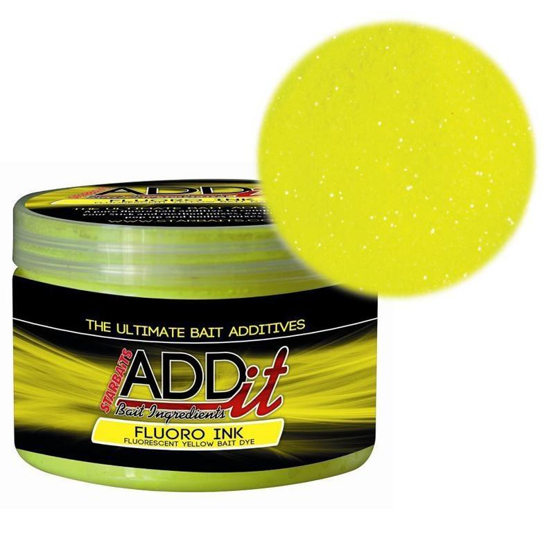 Add'IT Fluo INK (barvivo - žlutá) 60g